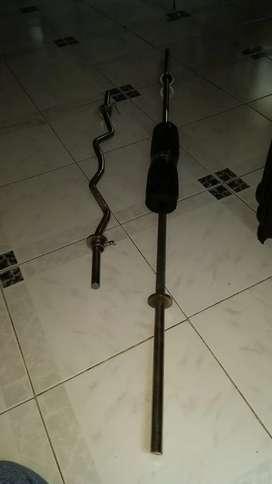 Beginner's Gym Equipment Set