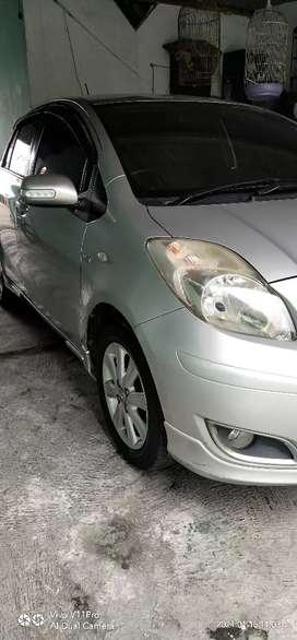 Toyota yaris type E th 2009  manual bensin