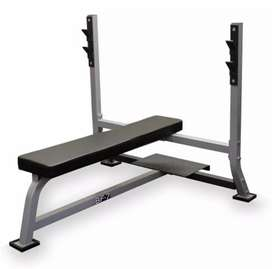 Multiple exercise benches / Chest press