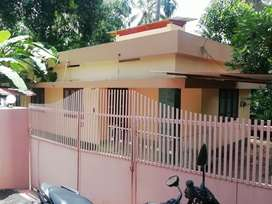 Thondayad 2bhk house for rent
