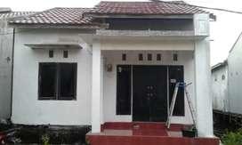 Disewakan rumah Jl. Belakang Mesjid Jami Komp. Banua Antasari Bjm