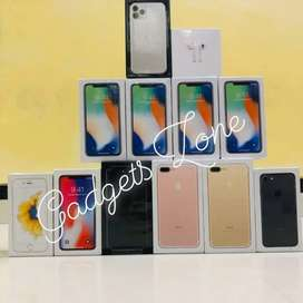 iPhone 7 plus 128gb @33000