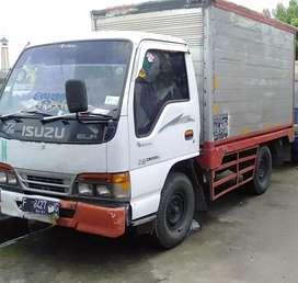 Isuzu Elf Box 1997 NHR 55