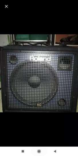 Amplifier Roland KC-550