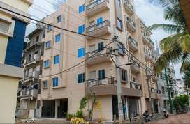 2 BHK Semi Furnished Flat for rent in Sarjapur Road for ₹20600, Bangal