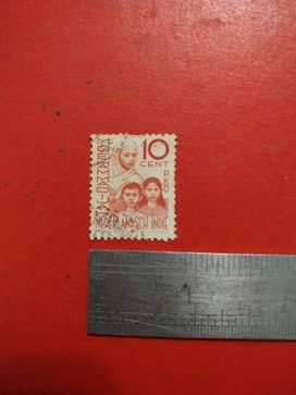 """Nederlandsch Indie: Moehammadijah: """"Aisyiyah"""" 10 Cent; 1942"""