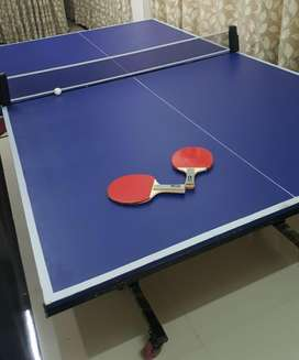 Brand new table teniss free delivery avliable