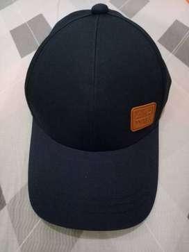 topi airwalk biru navy