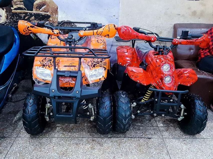 70-cc 110-cc with new parts Quad ATV BIKE for sell delivery all pak 0