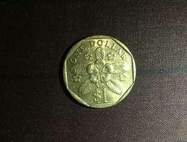 Uang Coin Negara Singapura