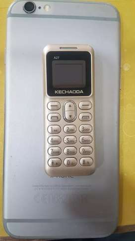 Kechaoda mini mobile