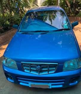 Maruti Suzuki Alto 2008 Petrol 95000 Km Driven, blue color