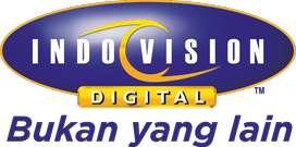 Parabola mini satelit s-band Indovision Mnc vision