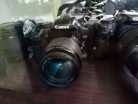 Canon 450D with 18-55mm
