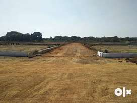 %Highway Facing% plot available/ for sale in Hyderabad