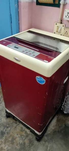 Whirlpool 6.5kg Top load fully Automatic Machine for sail..