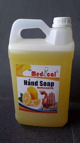 handwash disinfectan 5liter