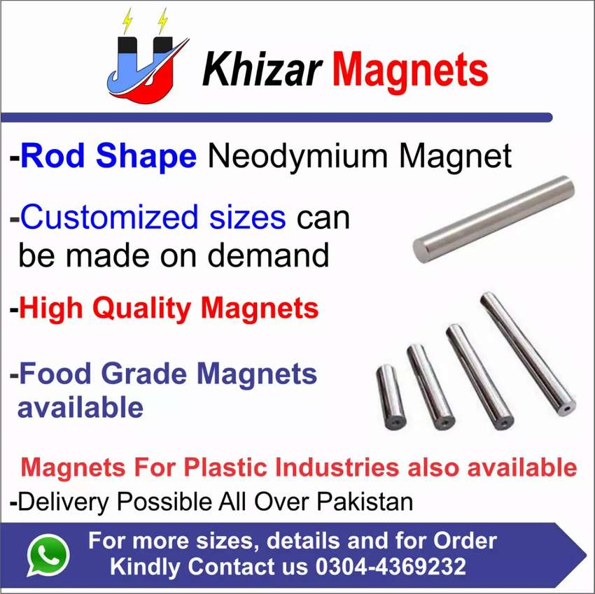 Super Neodymium Magnets of every size is available at very low price
