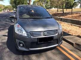 Suzuki Ertiga GX 2014 Low kilometer