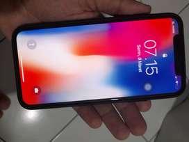 Iphone x 256 gb mulus