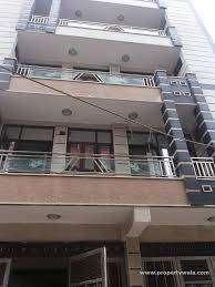 3bhk floor in uttam nagar near metro , 90% bank loan , pmay subsidy