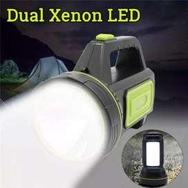 ZANCAKA Senter LED Super Bright Rechargeable