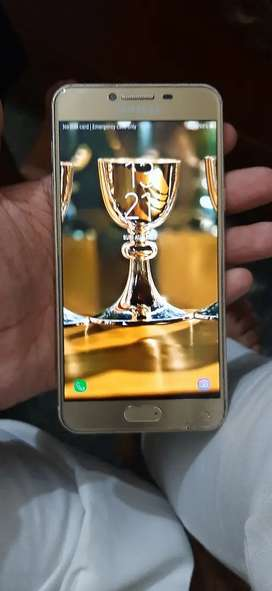 Samsung Galaxy C5 4gb/64gb golden color