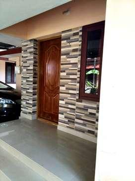 (Ground Floor) House For Rent-10000/- Advance-30,000/- Chembukkavu,TSR