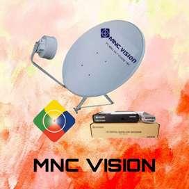 Parabola MNC Vision Digital Lombok NTB