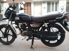 NEW CONDITION NOV-18 BIKE WITH 5 YEAR INSURANCE & 1 year free service