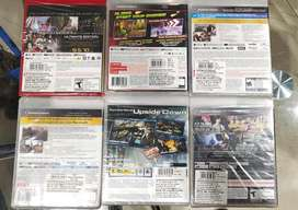 Ps3 New packed games for sell