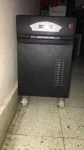 7.5KVA 96VDC Sinewave ups available for sale