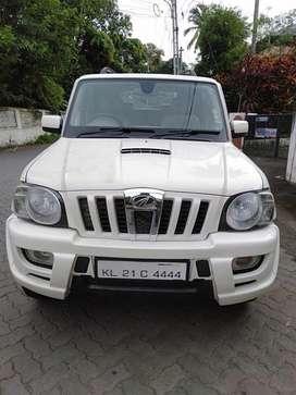 Mahindra Scorpio VLS 2.2 mHawk, 2010, Diesel
