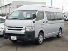 Toyota Hiace TRH228, 2014 fresh import auction sheet available