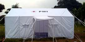 tenda pmi putih uk 3x4