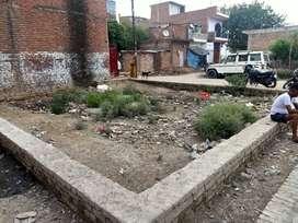 Corner plot in square shape