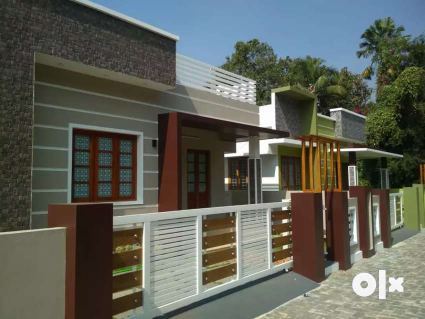 3 bhk 1100 sqft 4.25 cent new build at paravur near thathapally 0