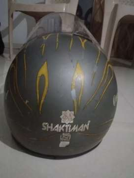 Shaktiman Helmet ISI super-strong for sell