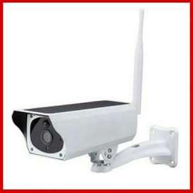 Solar WIFI CCTV Camera