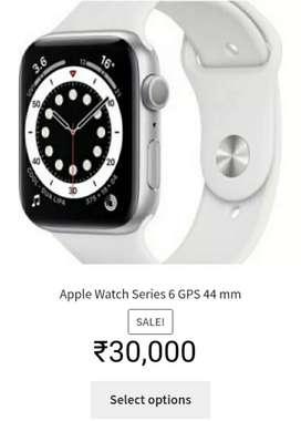 Apple series 6 GPS 44mm watch