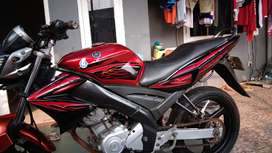 Vixion 2011 merah