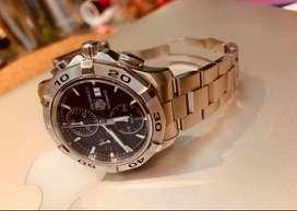 Original Tag Heuer Aquaracer caliber 16 watch