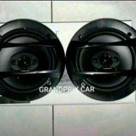 speaker coaxial 6inch 2way buat pintu tengah /  blakang nakamichi