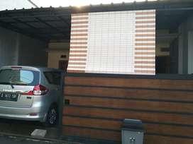 Tirai kayu krey kayu  PVC 4