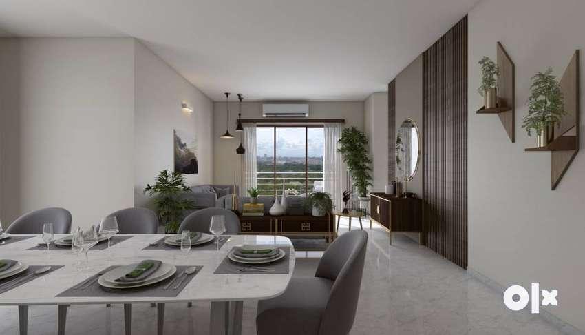 3 BHK Luxury Homes for Sale in Godrej Meridien at Sector 106, Gurgaon 0