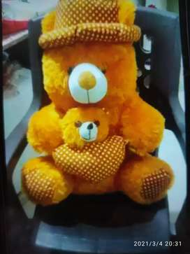 Big n soft teddy for kids