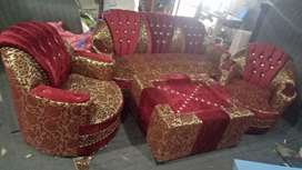 Egg model new sofa set.3+1+1