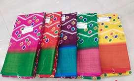 Saris single piece also in wholesale priceb
