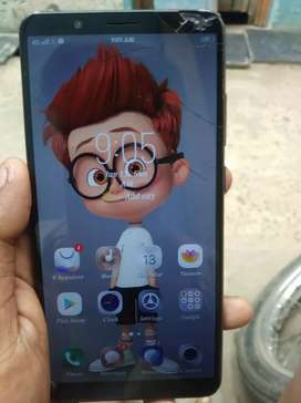 Vivo v7 plus exchange welcome touch crack