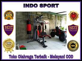 Super Sale - Home Gym 3 sisi Samsak / byr dirumah